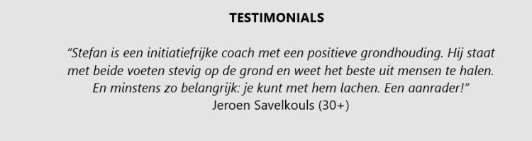 testimonial Jeroen